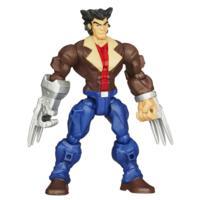 Marvel Super Hero Mashers Wolverine Figure