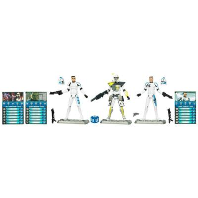 STAR WARS THE CLONE WARS Battle Packs – DEFEND KAMINO Set