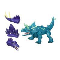 Jurassic World Hero Mashers Triceratops Figure