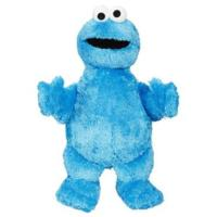 Playskool Sesame Street The Furchester Hotel Cookie Monster Jumbo Plush