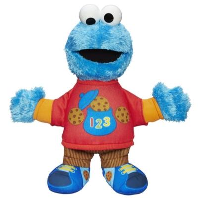 Talking 123 Cookie Monster