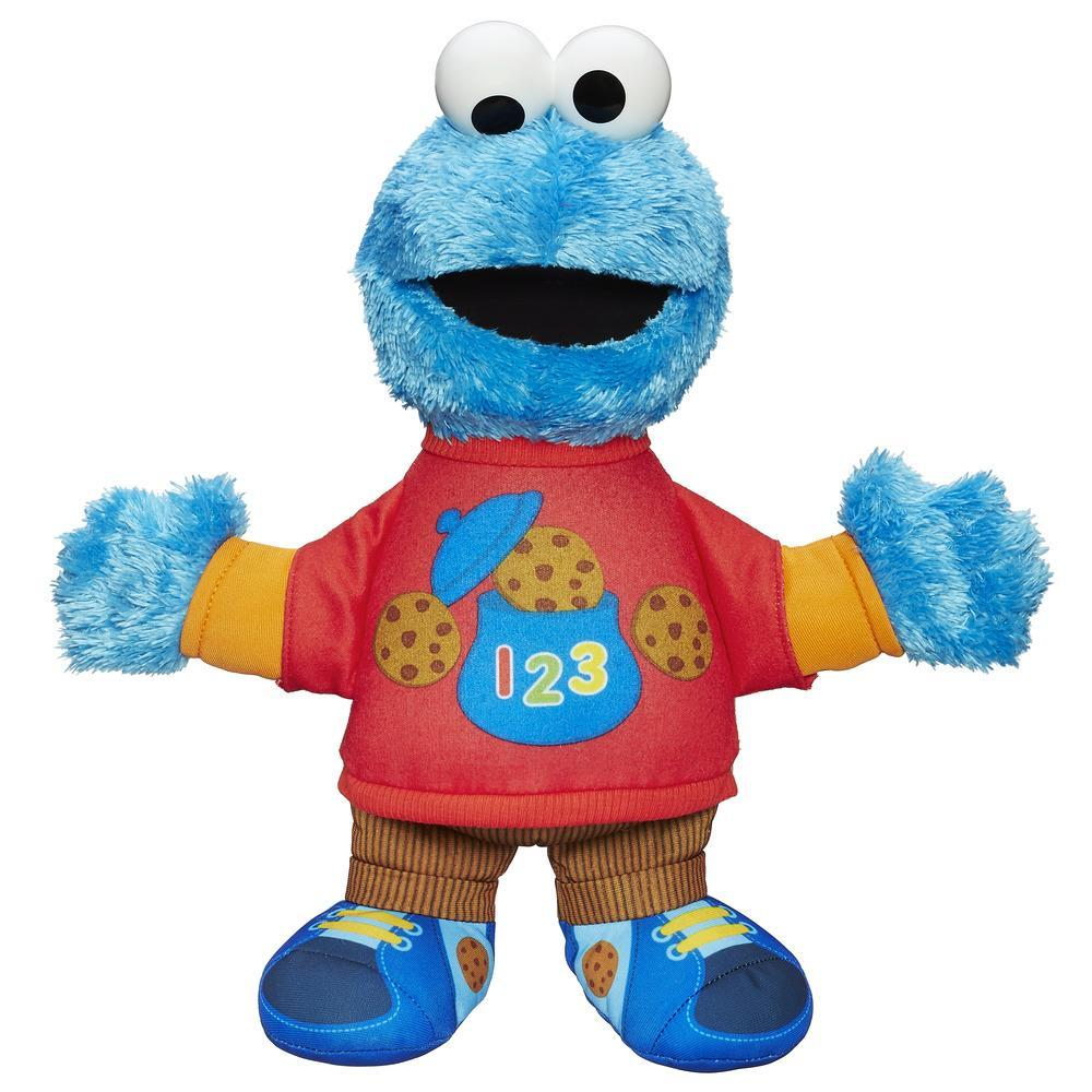 Talking 123 Cookie Monster