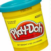 PLAY-DOH Compound (Bright Blue)