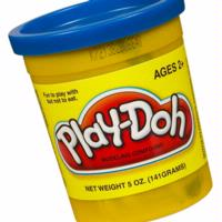 PLAY-DOH Compound (Blue)