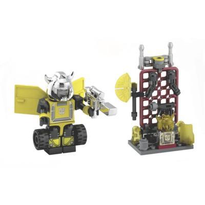 Kre-O Transformers Custom Kreon Bumblebee Set