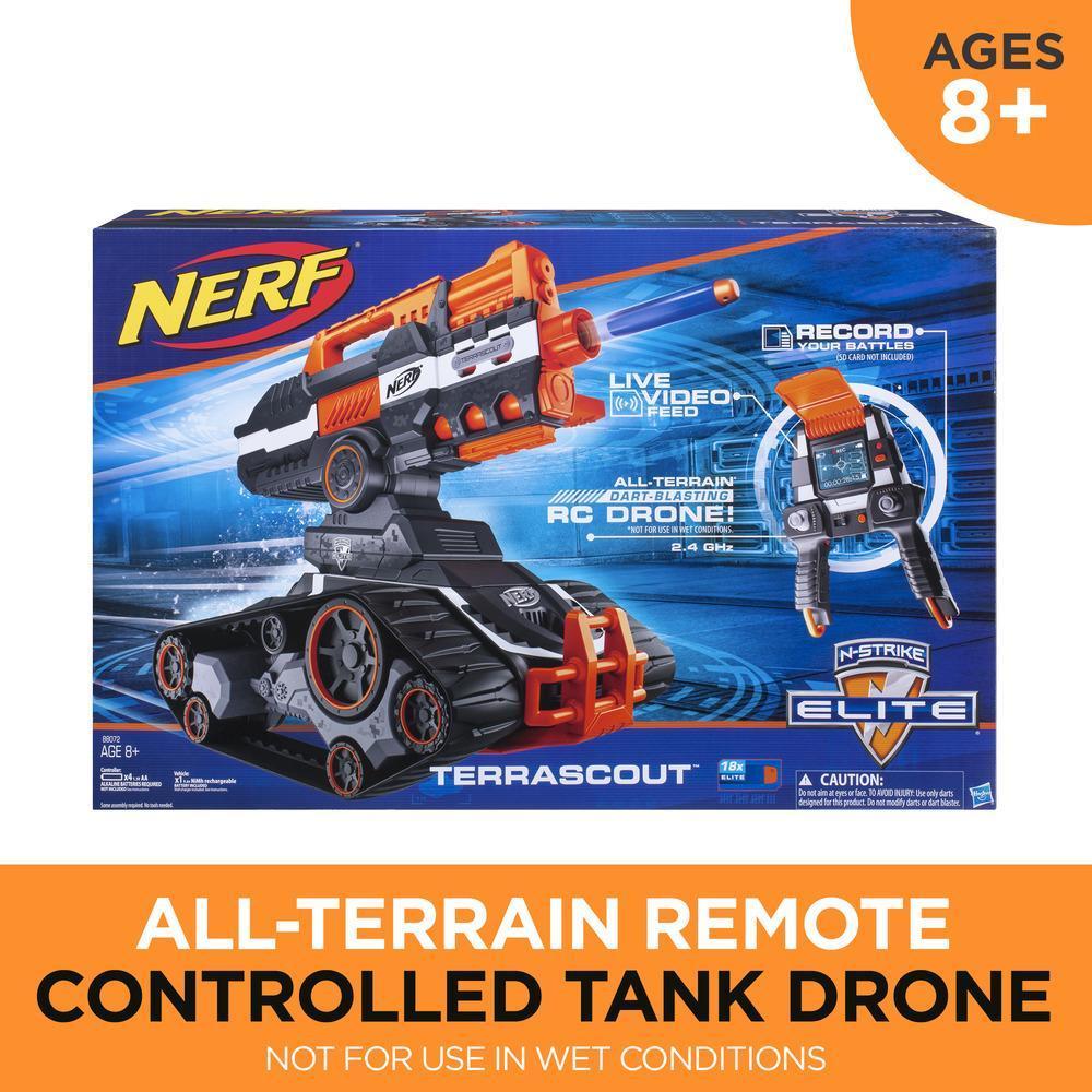 Nerf N-Strike Elite TerraScout