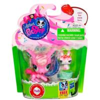 Littlest Pet Shop Sweetest Deer and Bunny 2-Pack