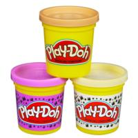 PLAY-DOH Sweet Shoppe 3-Pack (Tan, Pink, Cream)