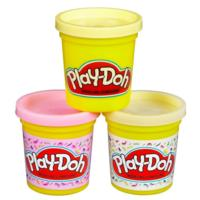 PLAY-DOH Sweet Shoppe 3-Pack (Sprinkle Colors)