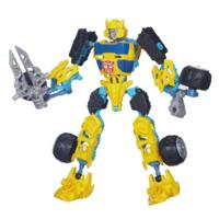 Transformers Construct-Bots Scout Class Arsenal Packs Bumblebee Buildable Action Figure