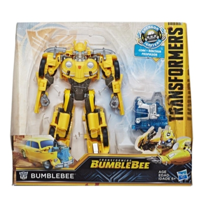 Transformers: Bumblebee Movie Toys, Energon Igniters Nitro Bumblebee Action Figure