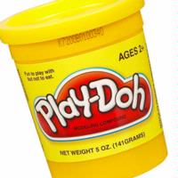 PLAY-DOH Compound (Yellow)