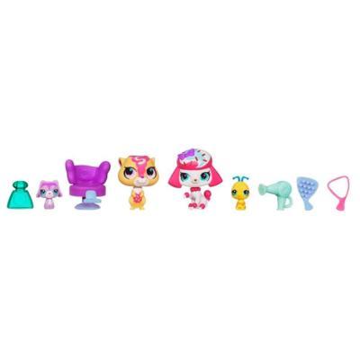 Littlest Pet Shop Sweetest Stylin' Sweeties Pack