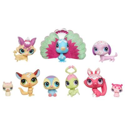 Littlest Pet Shop Sweetest Collection Pack | Playsets for ages 4 YEARS