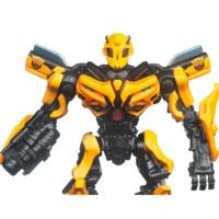 TRANSFORMERS DARK OF THE MOON ROBO POWER ROBO FIGHTERS Elite Guard BUMBLEBEE