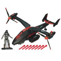 G.I. JOE BLACK DRAGON VTOL Vehicle