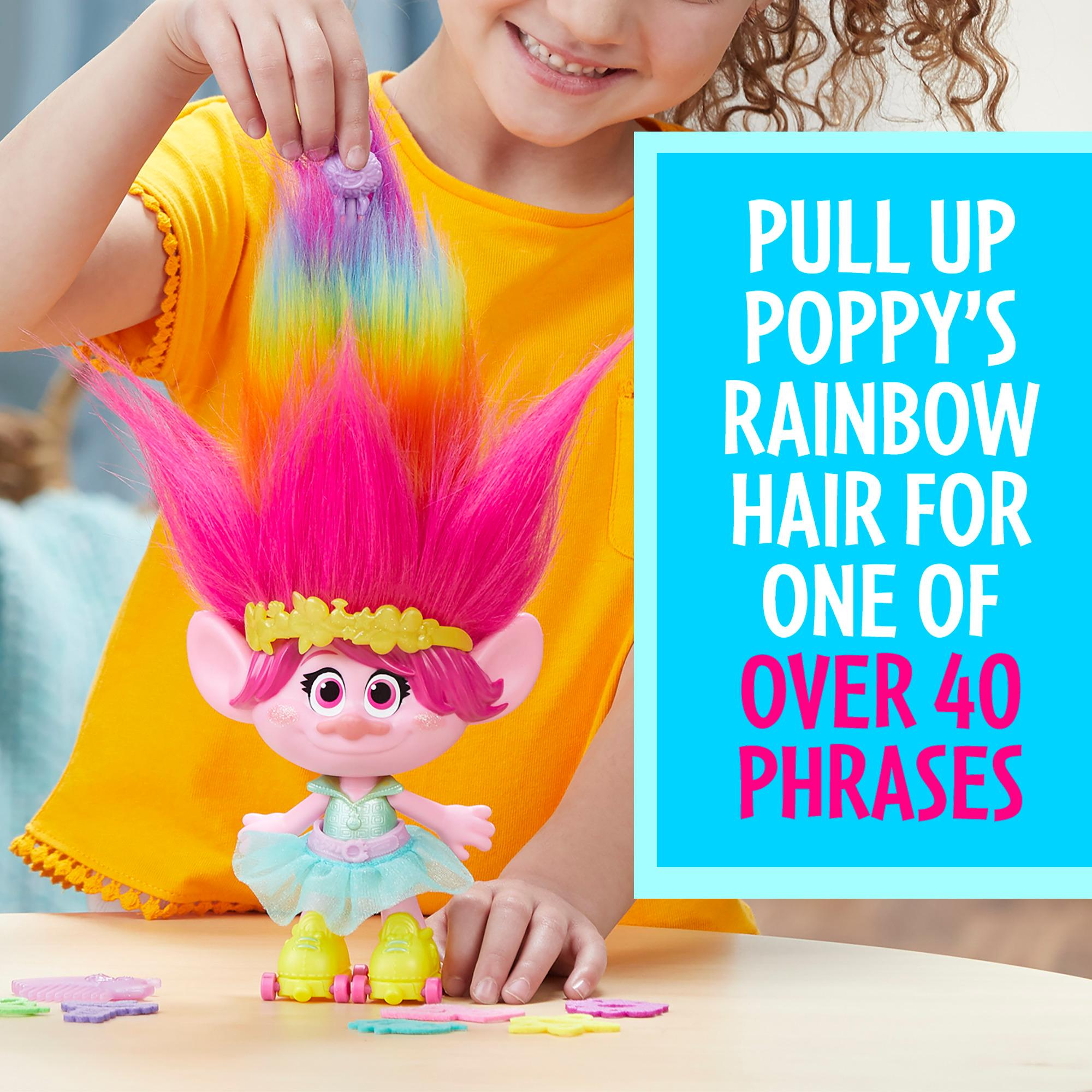 DreamWorks Trolls Party Hair Poppy