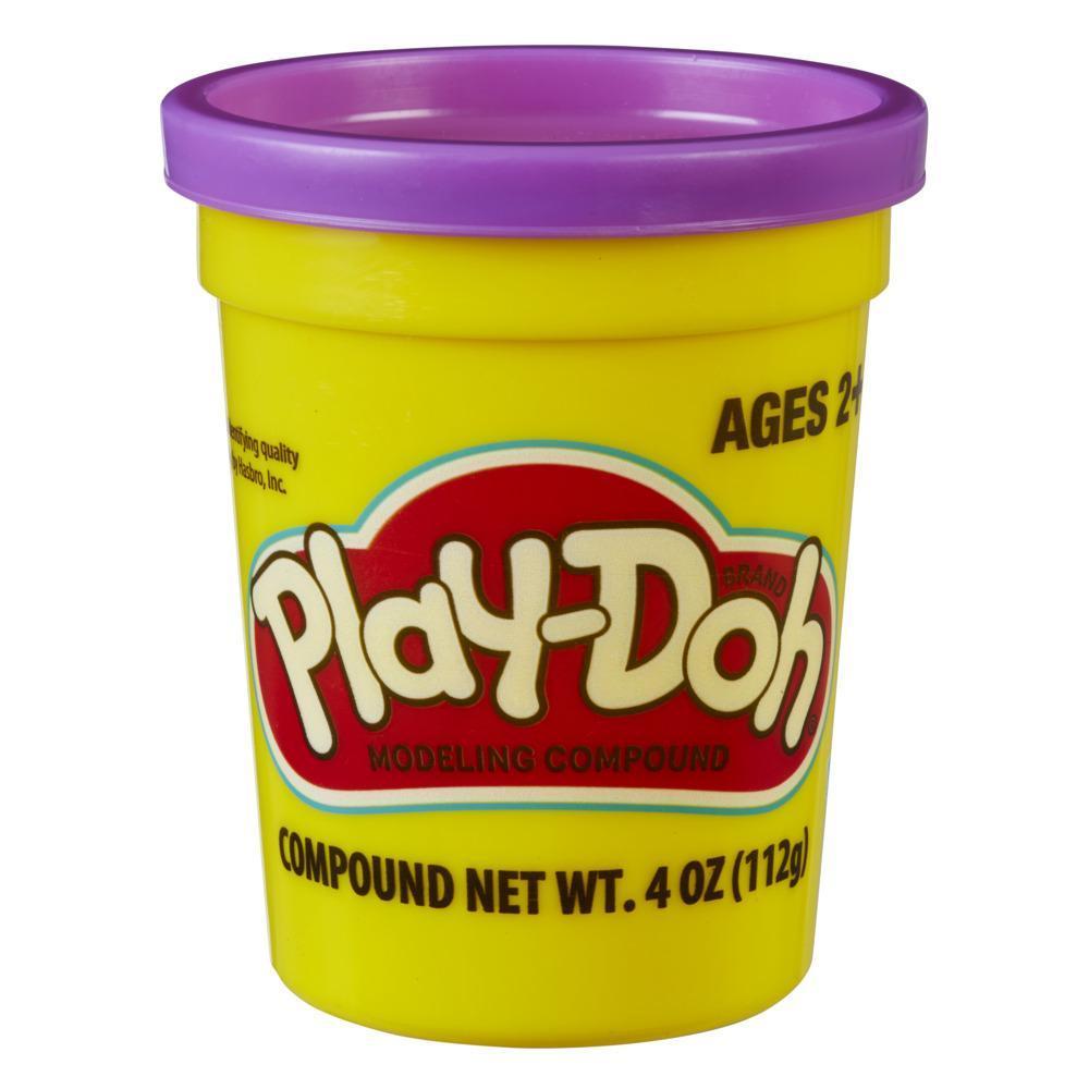 Play-Doh Single Can Purple