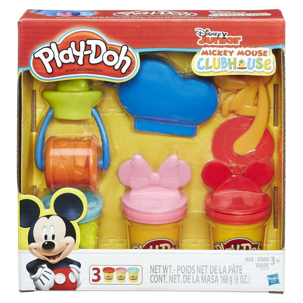 Play-Doh  Disney Junior Mickey and Friends Tools