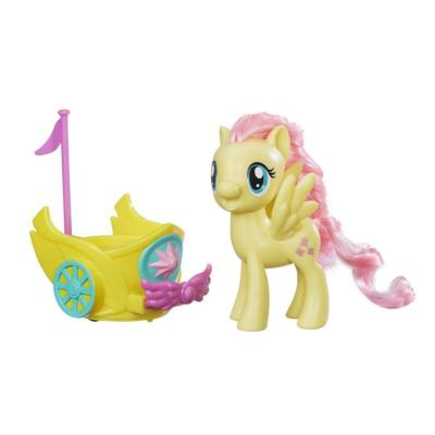 My Little Pony Fluttershy Royal Spin-Along Chariot
