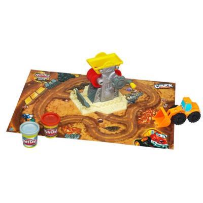 PLAY-DOH DIGGIN' RIGS Brick Mill Set