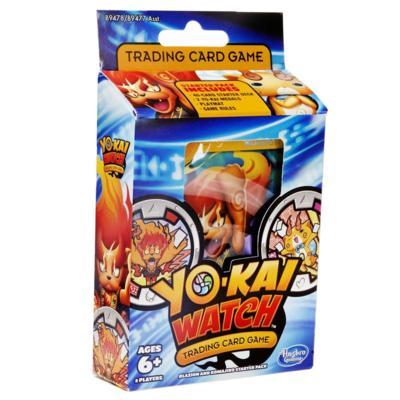 Yo-kai Watch Trading Card Game Blazion and Komajiro Starter Pack