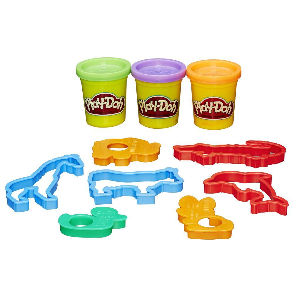 Play-Doh Animal Activities Mini Bucket
