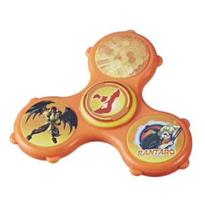 Fidget Its Beyblade Burst Rantaro Graphic Spinner