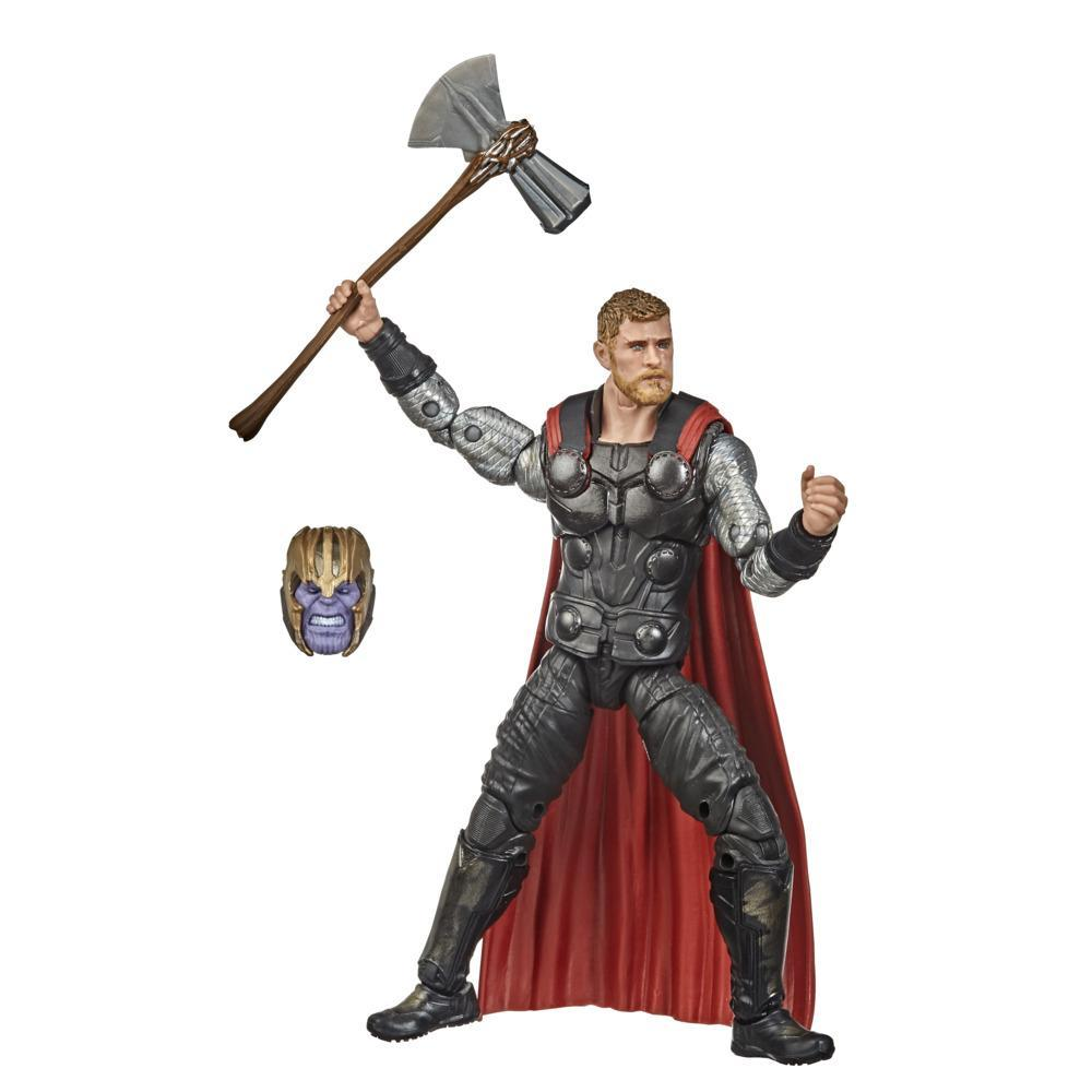 Hasbro Marvel Legends Series 6-inch Collectible Action Figure Toy Thor