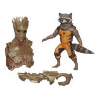 Marvel Guardians of the Galaxy Rocket Raccoon Figure