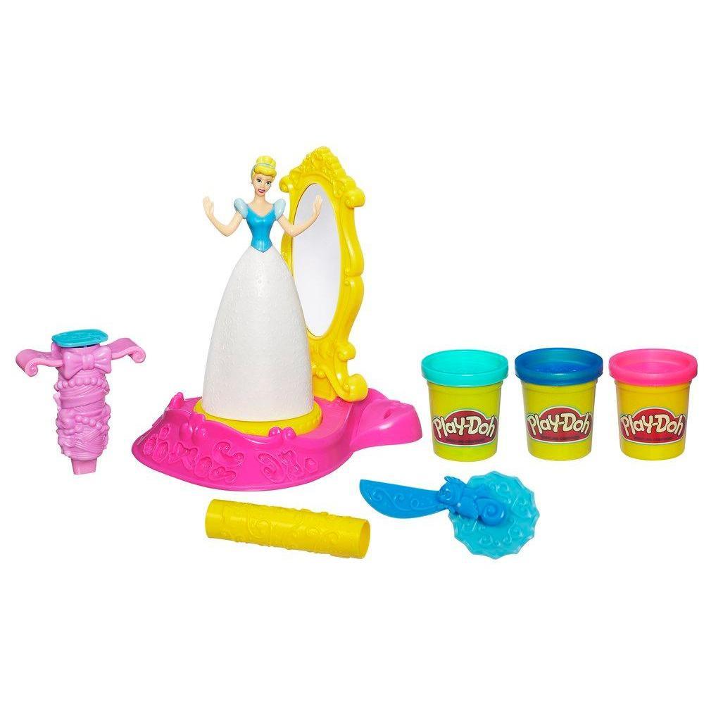Disney Princess Play Doh Castle Play-doh Disney Princess Spin