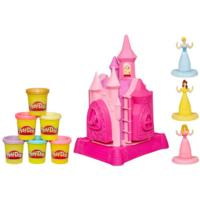 PLAY-DOH Disney PRETTIEST PRINCESS CASTLE