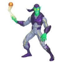 THE AMAZING SPIDER-MAN WEB BATTLERS Comic Series Bashin' Bomb GREEN GOBLIN Figure
