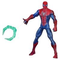 THE AMAZING SPIDER-MAN WEB BATTLERS Trappin' Web Claw SPIDER-MAN Figure