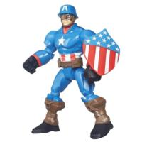 Marvel Super Hero Mashers Captain America Figure