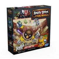 Angry Birds Star Wars Jenga Jedi Battle Game