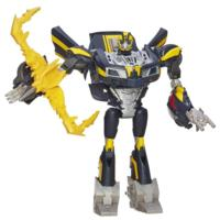 Transformers Prime Beast Hunters Battlemaster Class Talking Bumblebee Figure
