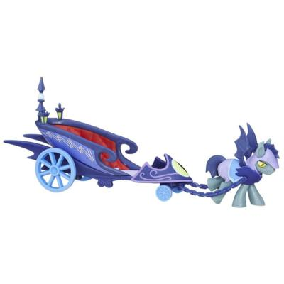 My Little Pony Friendship Is Magic Collection Moonlight Chariot with Pony