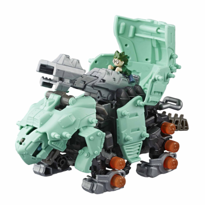Zoids Mega Battlers Tanks - Turtle-Type Buildable Beast Figure, Motorized Motion - Kids Toys Ages 8 and Up, 53 Pieces