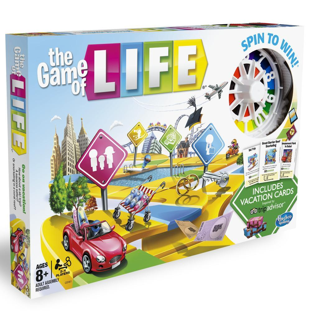 The Game of Life: TripAdvisor Edition