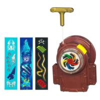 BEYBLADE METAL MASTERS BEYBLADER GEAR REV UP LAUNCHER