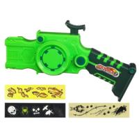 BEYBLADE METAL MASTERS BEYBLADER GEAR WIND & SHOOT LAUNCHER