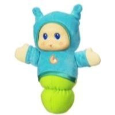 PLAYSKOOL PLAY FAVORITES LULLABY GLOWORM Toy (Blue)