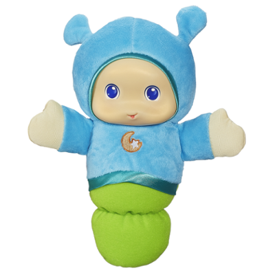 PLAYSKOOL PLAY FAVORITES LULLABY GLOWORM Toy (Blue)