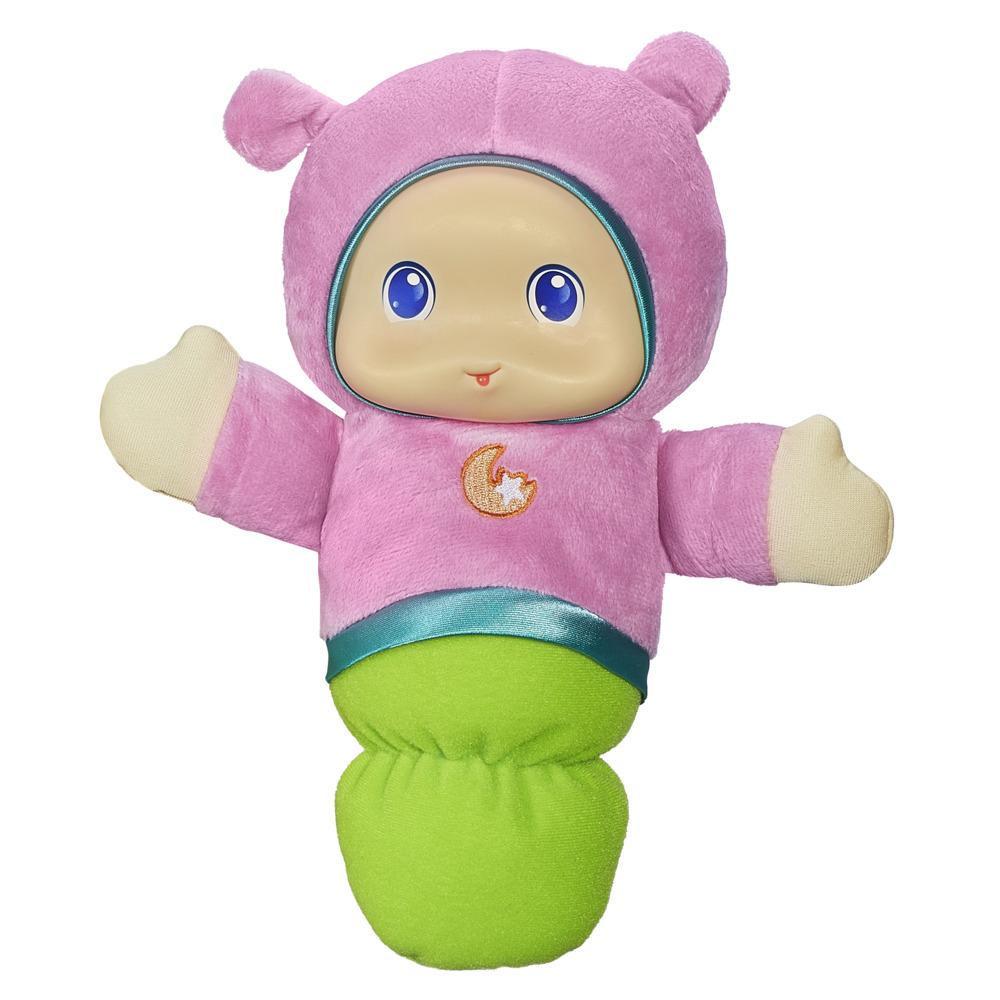 PLAYSKOOL PLAY FAVORITES LULLABY GLOWORM Toy (Pink)