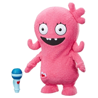 UglyDolls Dance Moves Moxy, Toy that Talks, Sings, and Dances, 14 inches tall