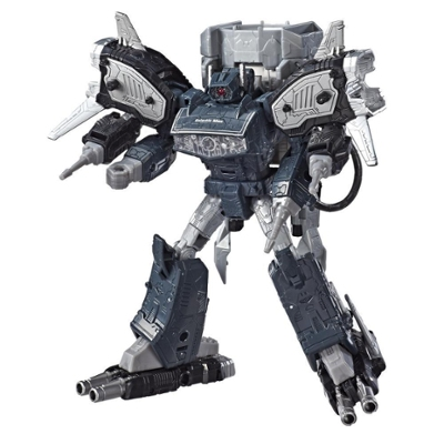 Transformers Generations Selects WFC-GS03 Galactic Man Shockwave, War for Cybertron Leader Figure Product