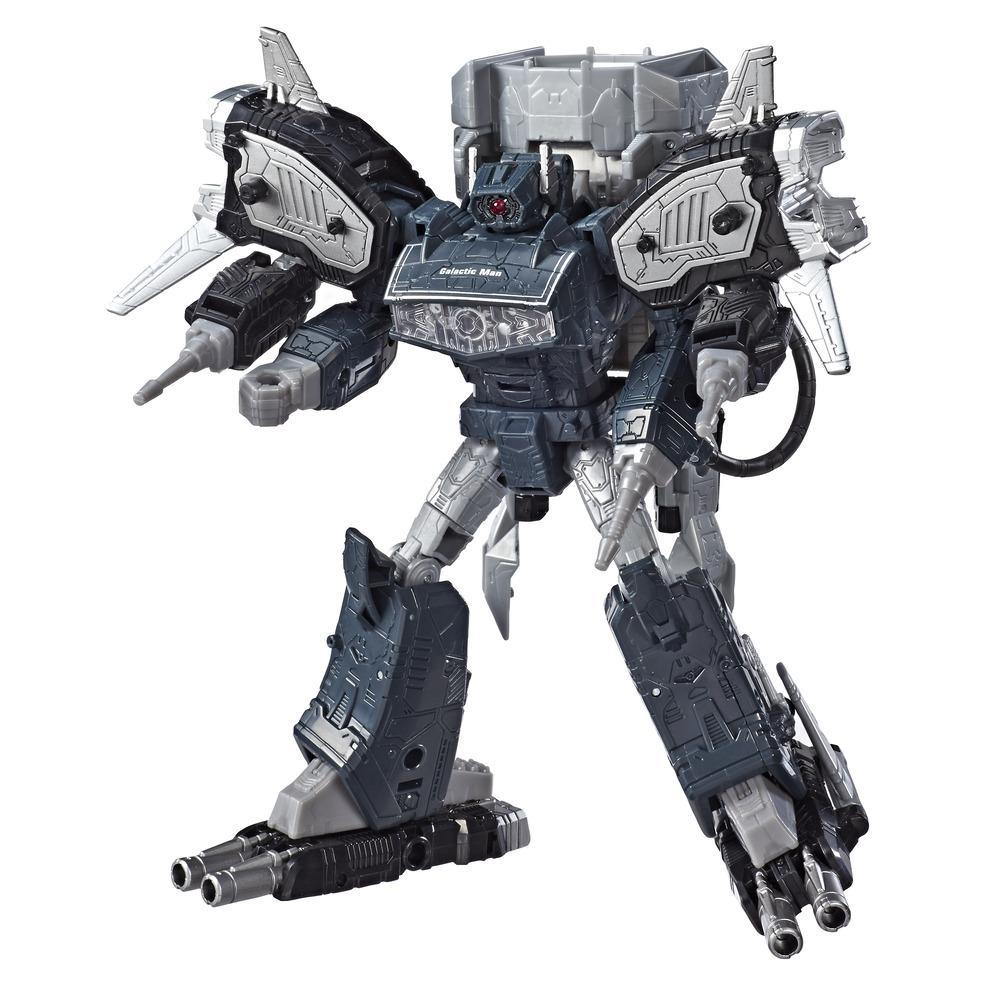 Transformers Generations Selects WFC-GS03 Galactic Man Shockwave, War for Cybertron Leader Figure
