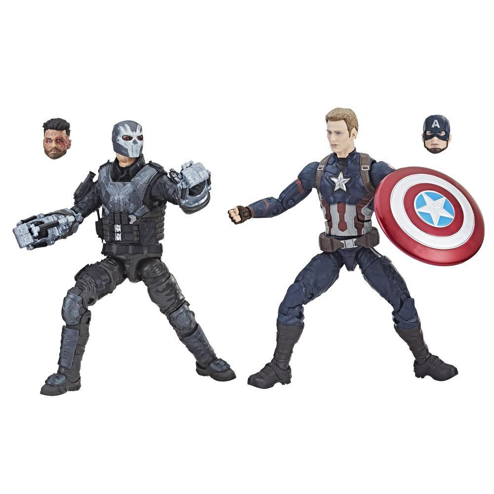Marvel Studios: The First Ten Years Captain America: Civil War Captain America and Crossbones