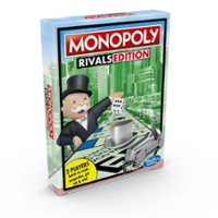 Monopoly Rivals Edition Board Game; 2 Player Game